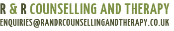 R & R Counselling and Therapy